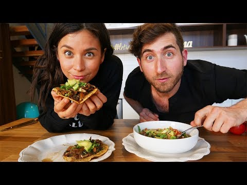 Making Vegetarian Food That Meat Lovers Will Enjoy? Two simple recipes anyone can make!