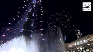 Фейерверк на башне Бурдж Халифа  Дубай 2014  Новый рекорд Гиннесса! online video cutter com(, 2015-07-02T15:29:12.000Z)