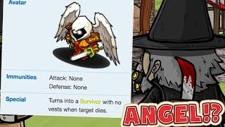 GUARDIAN ANGEL PROTECTING RANDOM PEOPLE - TOWN OF SALEM MYSTERY GAME