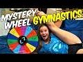 Mystery Wheel Gymnastics Challenge Rachel Marie