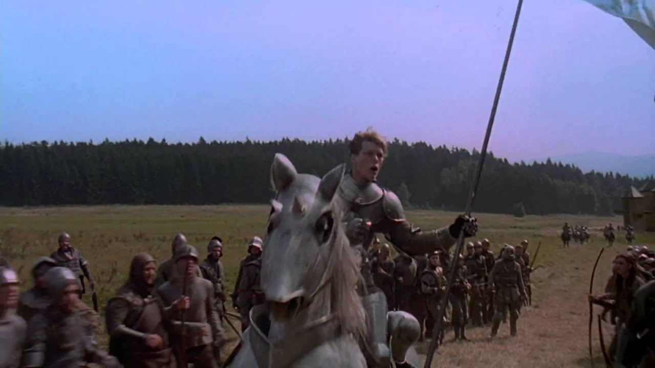 Joan Of Arc - Official® Trailer [HD]