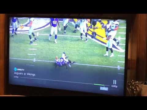 Jaguars vs Vikings NFL Preseason Game Brings Wrong Sack Helmet Rule Call