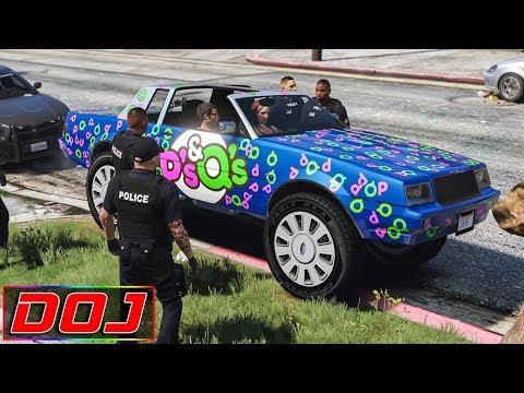 GTA 5 Roleplay - DOJ #17 - Reckless Attitude (Criminal)