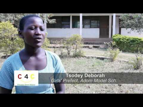 CONNECT FOR CHANGE (C4C) EDUCATION GHANA ALLIANCE DOCUMENTARY