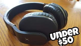 Video New Bluetooth Wireless Headphones Under $50 | Riwbox XBT 780 Review download MP3, 3GP, MP4, WEBM, AVI, FLV Juli 2018