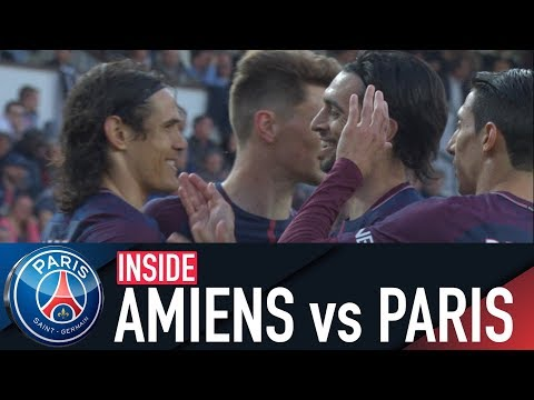 INSIDE - AMIENS 2-2 PARIS SAINT-GERMAIN