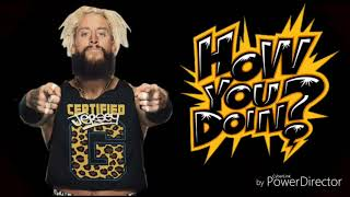 """Enzo Amore Theme 2017 """"SAWFT Is A Sin"""""""