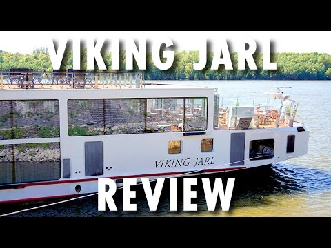 Viking Jarl Tour & Review ~ Viking River Cruises ~ Cruise Longship Tour & Review