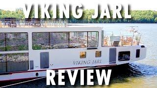 Viking Jarl Tour & Review ~ Viking River Cruises ~ Cruise Longship Tour & Review