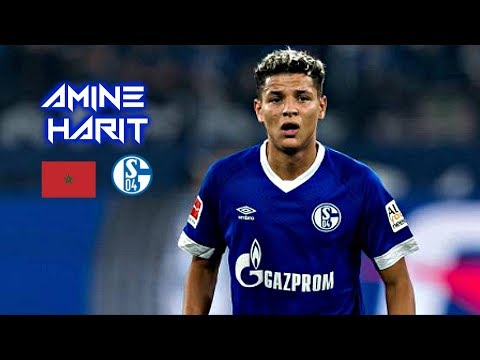 أمين حارث / Amine Harit 2018-2019 - Wizard - Magic Skills Show - Schalke 04