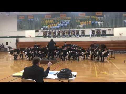 Montera Middle School - Band - Balkan Seven