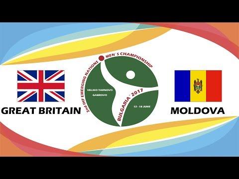 GREAT BRITAIN - MOLDOVA