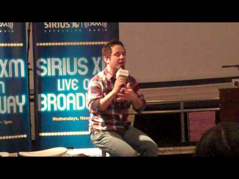 """Christopher Fitzgerald - """"When I'm Not Near The Girl I Love"""" - Sirius XM Live On Broadway"""