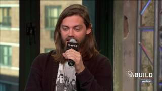 "Tom Payne Discusses The AMC Show, ""The Walking Dead"""