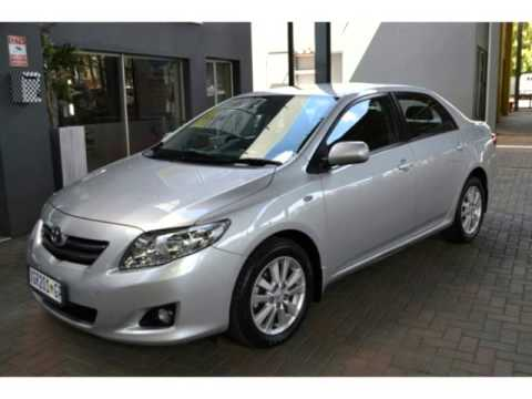 2008 Toyota Corolla For Sale >> 2008 Toyota Corolla 1 6 Advanced Auto For Sale On Auto Trader South Africa