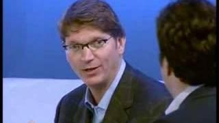 Niklas Zennstrom at Zeitgeist Europe 2007