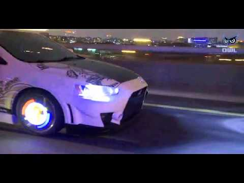 Fantasma OWL Road ShowWheel Programmable Led Lighting Imaging - Led car show lights