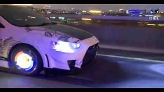 Fantasma OWL Road Show-Wheel Programmable Led Lighting / Imaging System www.fantasmaowlled.com