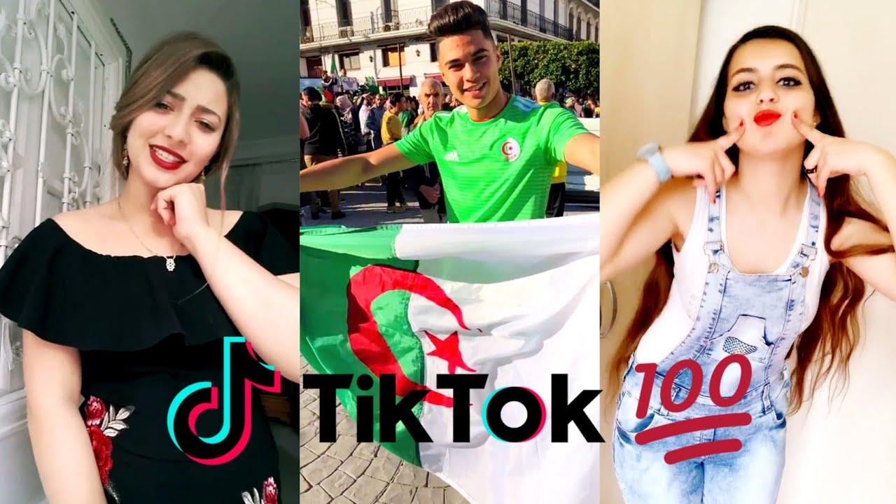 جزائريون يبدعون في تقليد أغاني شيخ ماميدو و هواري منار و شاب ندير  Tik Tok Dance way way ey ey 2019