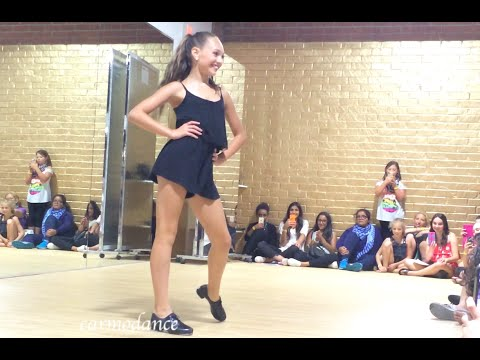 Maddie Ziegler -These Boots Were Made For Walking (ALDC LA Meet and Greet)