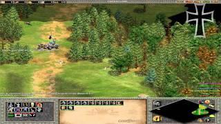 """Age of Empires II - Juana de Arco - Misión 1: """"Un Improbable Mesías"""""""