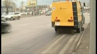 Челябинск пропылесосят  Как в городе проходит генеральная уборка улиц