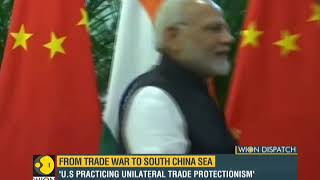 WION Dispatch: China needs India to corner U.S ?