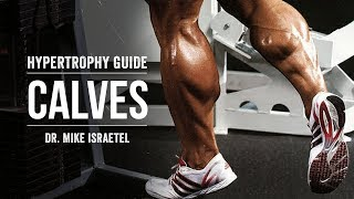 Hypertrophy Guide | Calves | JTSstrength.com thumbnail