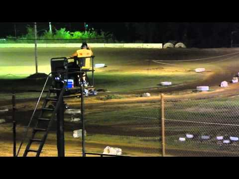 70-90 CVT class; 7/26/14-North Central Arkansas Speedway