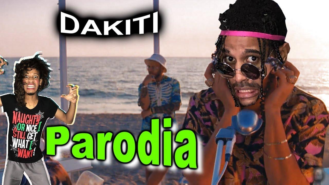 Download Dakiti - Bad Bunny ft Jhay Cortez (PARODIA)
