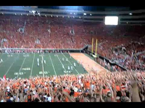 Josh cooper punt return for oklahoma state cowboys