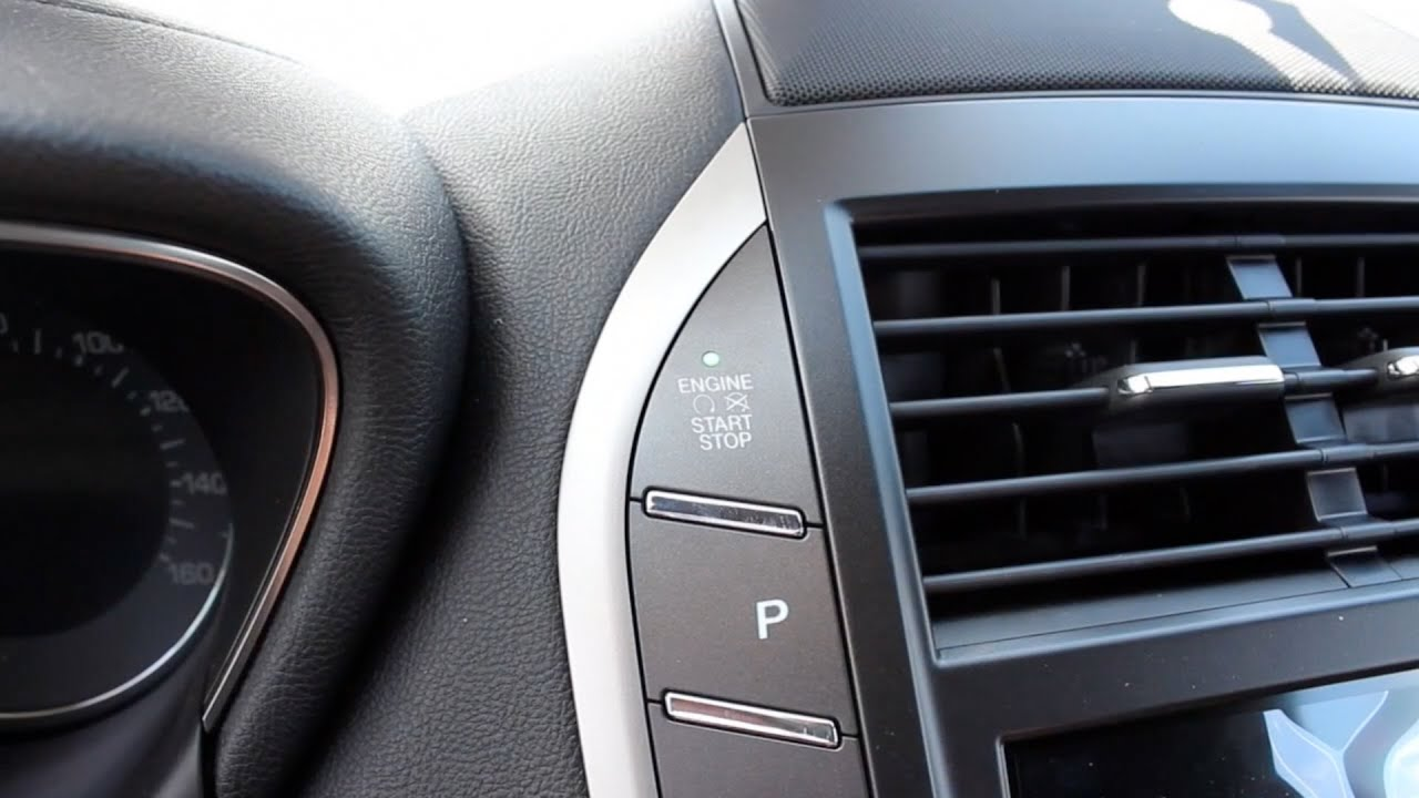 how to make a push button start