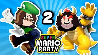 Luigi is STINKIN' UP THE JOINT! - Super Mario Party: PART 2