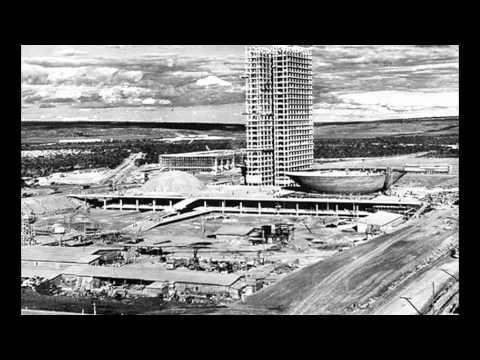 Brasilia foi feita por cearense.