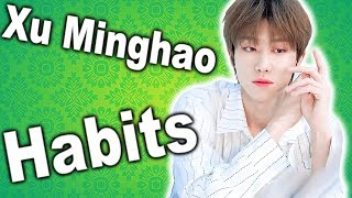 XU MINGHAO / THE8 HABITS || SEVENTEEN CRACK  #3