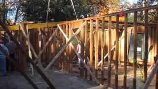 Big Sky Framing Installs Flitch Beams - Wyckoff, New Jersey