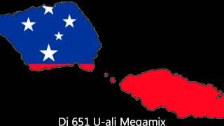 U-Ali Megamix - Dj K-Wun & 651