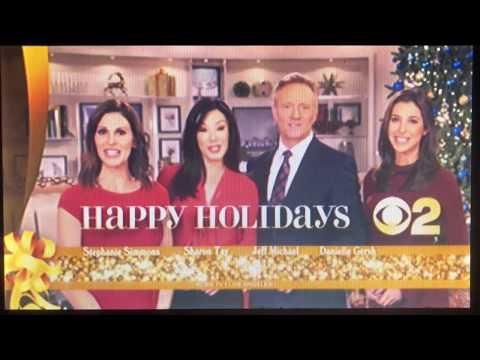 """KCBS CBS 2 """"Sports Central"""" Sunday Open December 31, 2017"""