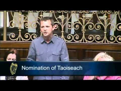 Richard Boyd Barrett TD opening speech to the Dail