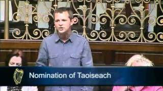 Richard Boyd Barrett TD opening speech to the Dail