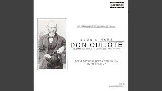 Don Quixote: Act IV: Coda