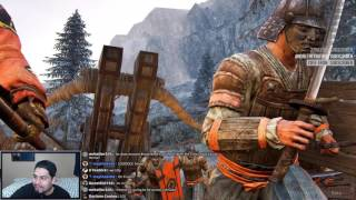Baixar Catching Hands Early! For Honor PC With Xchasemoney | Yes He Plays Betas!