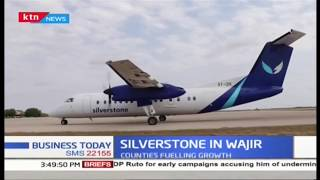 Low cost airline , Silverstone ventures in Wajir as Local travel on the rise in Kenya