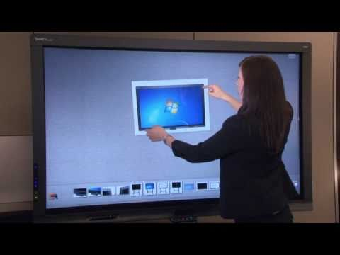 Smart Board 8070i Interactive Display System For Business
