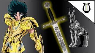 Capricornio y la leyenda de las Espadas Sagradas - Caballeros el Zodiaco