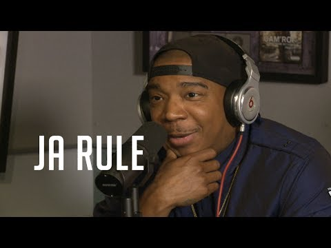 Thumbnail: Ja Rule Claims He Beat Down 50 Cent at Hot97