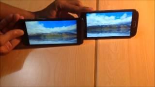 Perbandingan Smartfren Andromax Z dengan Samsung GALAXY Grand