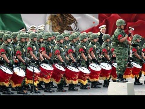 ��Tambores de Guerra!!   War Drums Mexican Army - Ej�rcito Mexicano