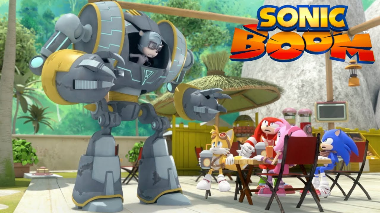 Sonic Boom | Contraproducente | Capítulo 51 Español Latino