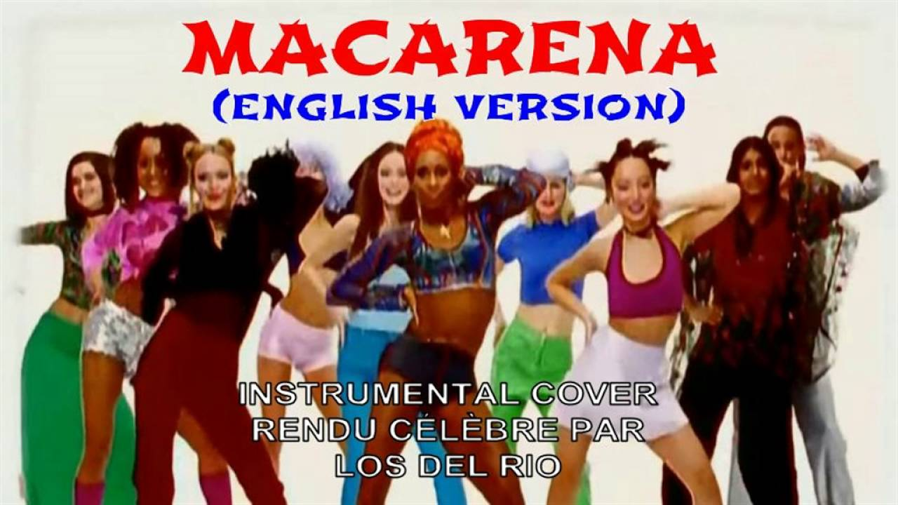 What is actually sung in the song Macarena